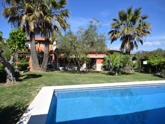 Coin 3 bedrooms finca for sale   Marbella Banús