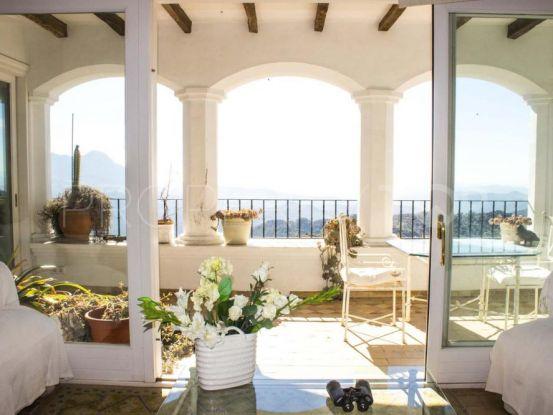 For sale town house with 5 bedrooms in Estacion de Gaucin, Cortes de la Frontera | Immobilien Lückmann