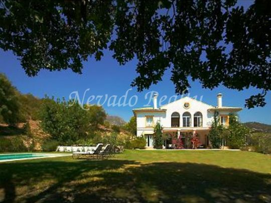 Villa for sale in Gaucin