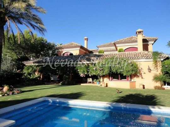 Altos Reales, Marbella Golden Mile
