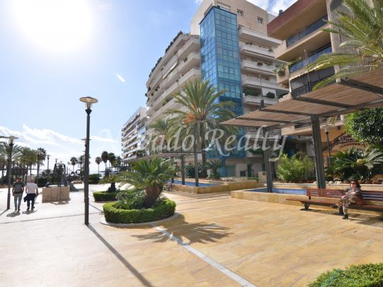Nice apartmen just a few meters from the beach