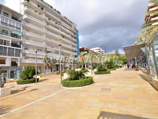 Brand new charming apartment in the heart of the city and a step away from the beach