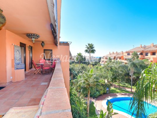 Magnificent 2 bedroom apartment in a gated community close to beach and centre inMarbella