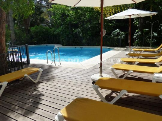 Cozy second line beach flat for sale in Marbella