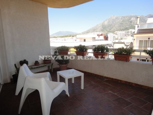 Spacious apartment for rent in Marbella Centro, Marbella
