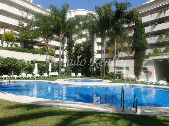 Apartment for rent in Puerto Banús, Marbella