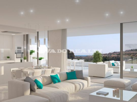 Promotion of high quality apartments and penthouses next to Alataya Golf