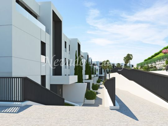 Brand new apartments near Puerto Banus and Golf
