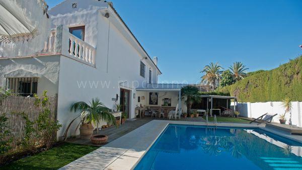 Casa familiar en la Milla de Oro de Marbella
