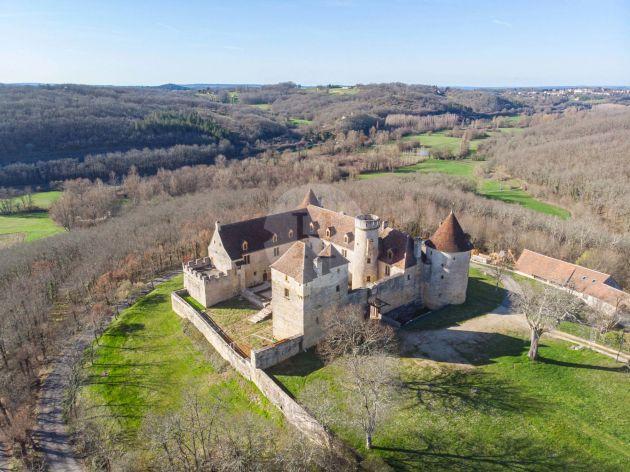 Castillo for sale en Saint-Clair