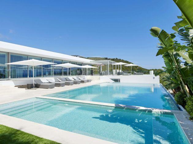 Villa La Cinq, Ibiza, Spain