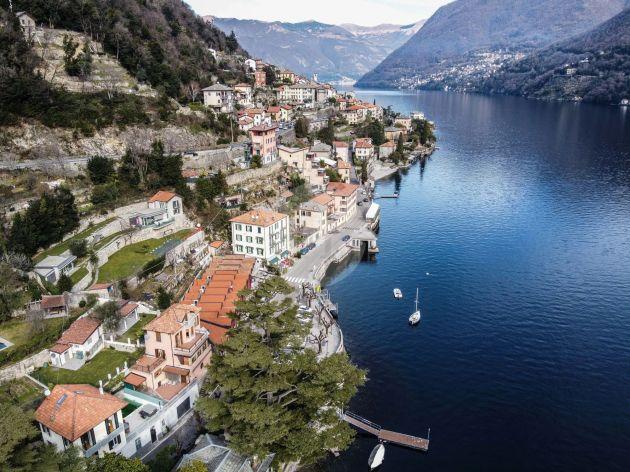 Lago Como, Laglio, Italia, Villa Lucia