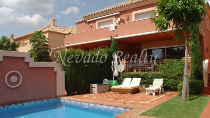 Town House for sale in Puente Romano, Marbella Golden Mile