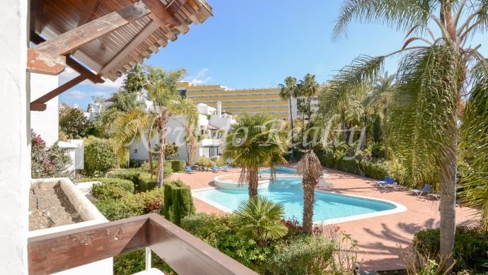 Apartment for sale in Alhambra del Mar, Marbella Golden Mile