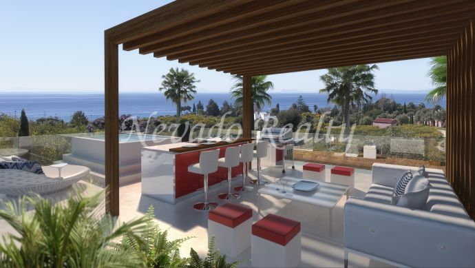 New promotion of apartments and penthouses for sale in Rio Real Golf