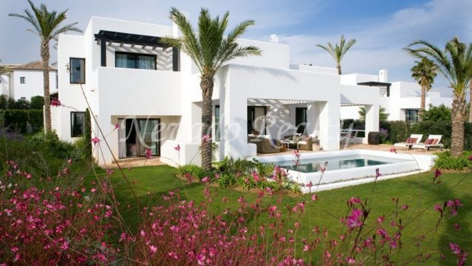 Each one of the villas at La reserva de Cortesin enjoys generous proportions and top quality details.