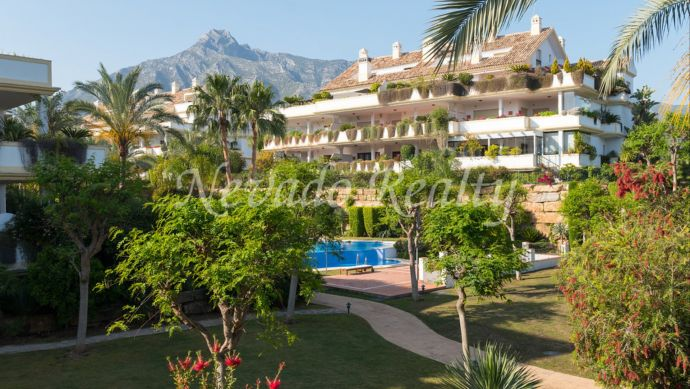 New luxury complex on the Golden Mile, Marbella