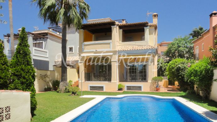 Beautiful villa for sale in the centre of Marbella