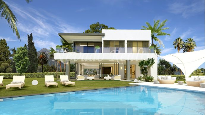 Modern luxury off-plan villa within minutes to Marbella