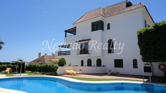 Duplex in excelent location in the Marbella Golden Mile