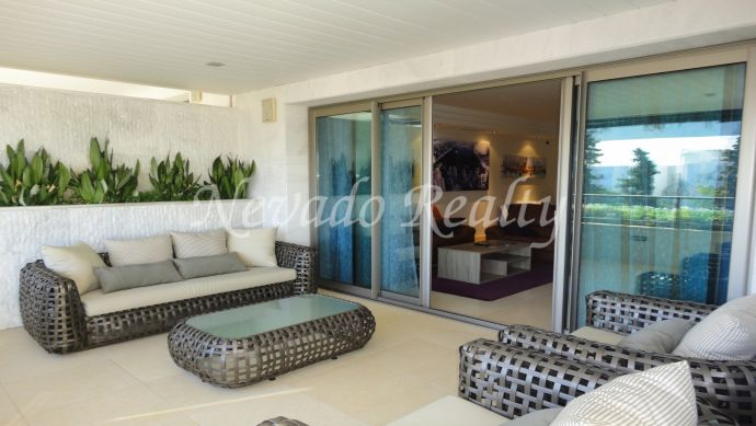 3 bedroom Luxury apartment in Jardines del Príncipe Marbella