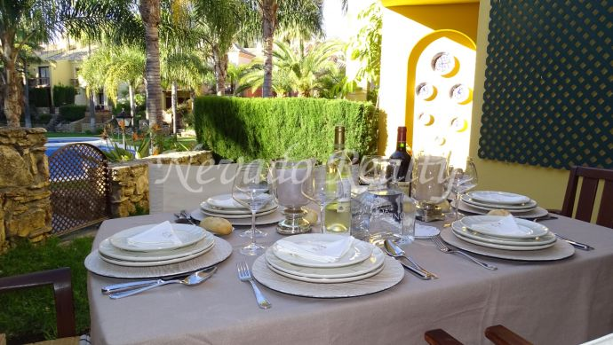 Nice Semi-detached house in Marbella Golden Mile