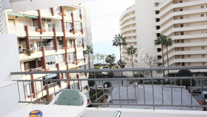 Apartment for sale in Marbella center with large terrace overlooking the sea