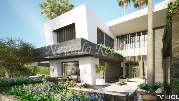 Large plot with project and building licence for sale on the Golden Mile of Marbella