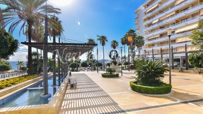 Commercial premises for sale in Marbella centre very close to the promenade