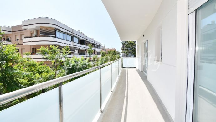 Brand new apartment for sale in Marbella center