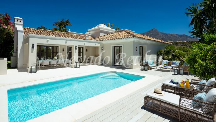 Brand new villa for sale in the Golf Valley