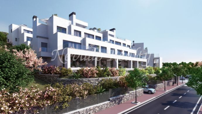 Brand new ground floor apartment for sale one step away from La Cañada