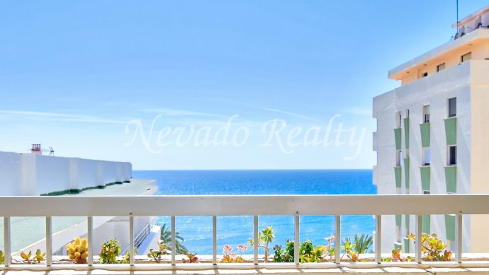 Apartment for sale in Marbella with sea views