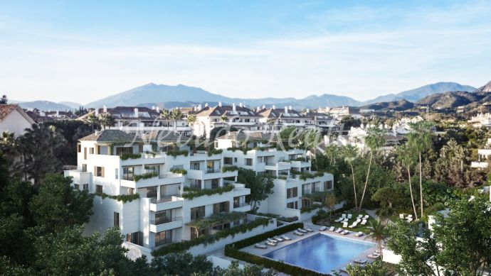 Brand new penthouse for sale on the Golden Mile of Marbella