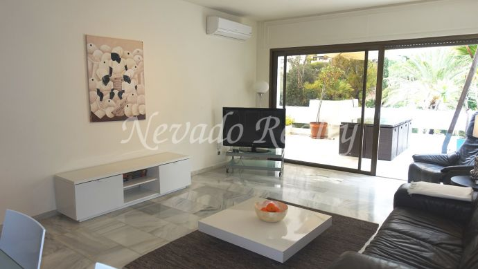 Apartment for rent in Kings Hills, Marbella Golden Mile