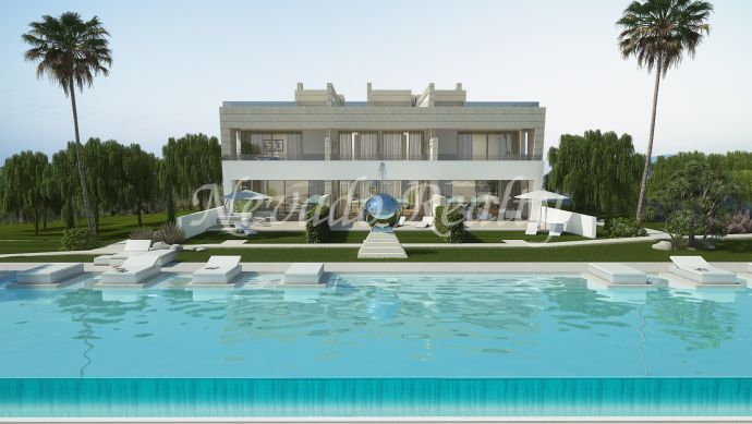Luxury property for sale on the Golden Mile of Marbella