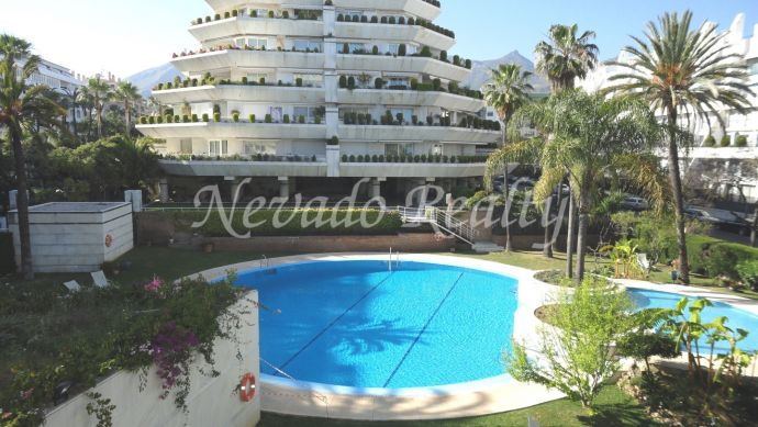 Apartment for rent in Cipreses del Mar, Marbella