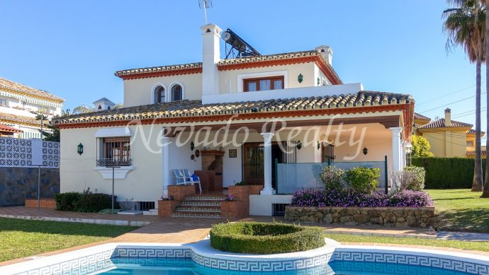 Family refurbished villa close to Marbella city centre