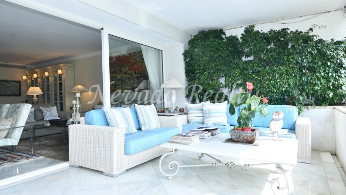 Aparment for long term rental in Don Gonzalo, Marbella Centre