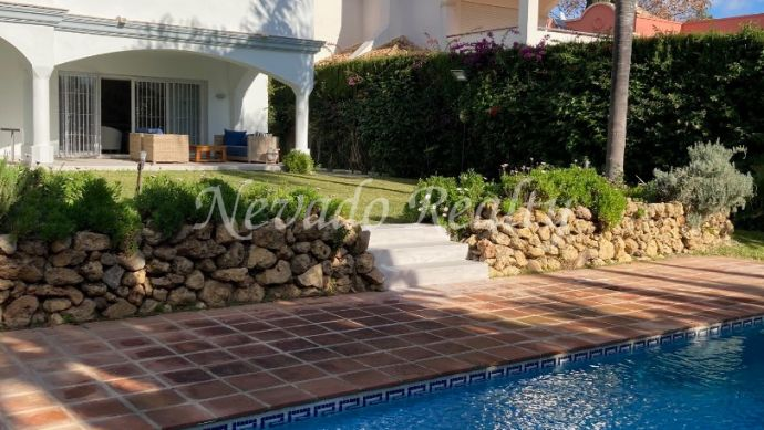 Luxurious villa located in La Alzambra Puerto Banus Marbella