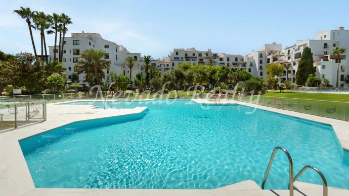Studio for long term rent in Puerto Banús Marbella