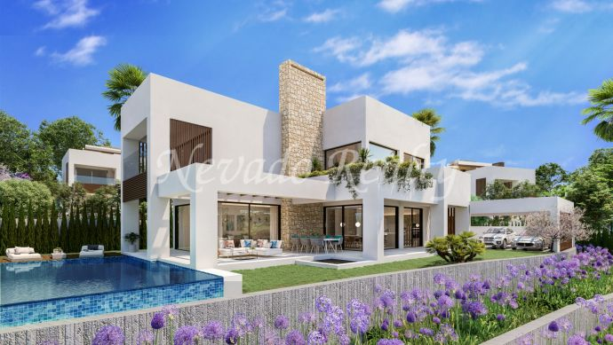 Brand new detached villa for sale in Marbella Centro