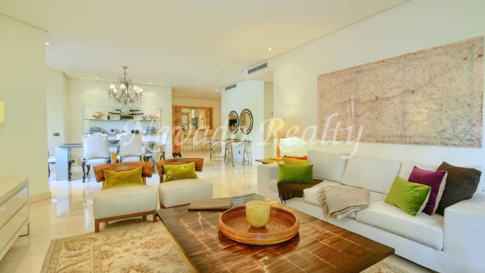 3 bedroom apartment for rent located in an exclusive gated community