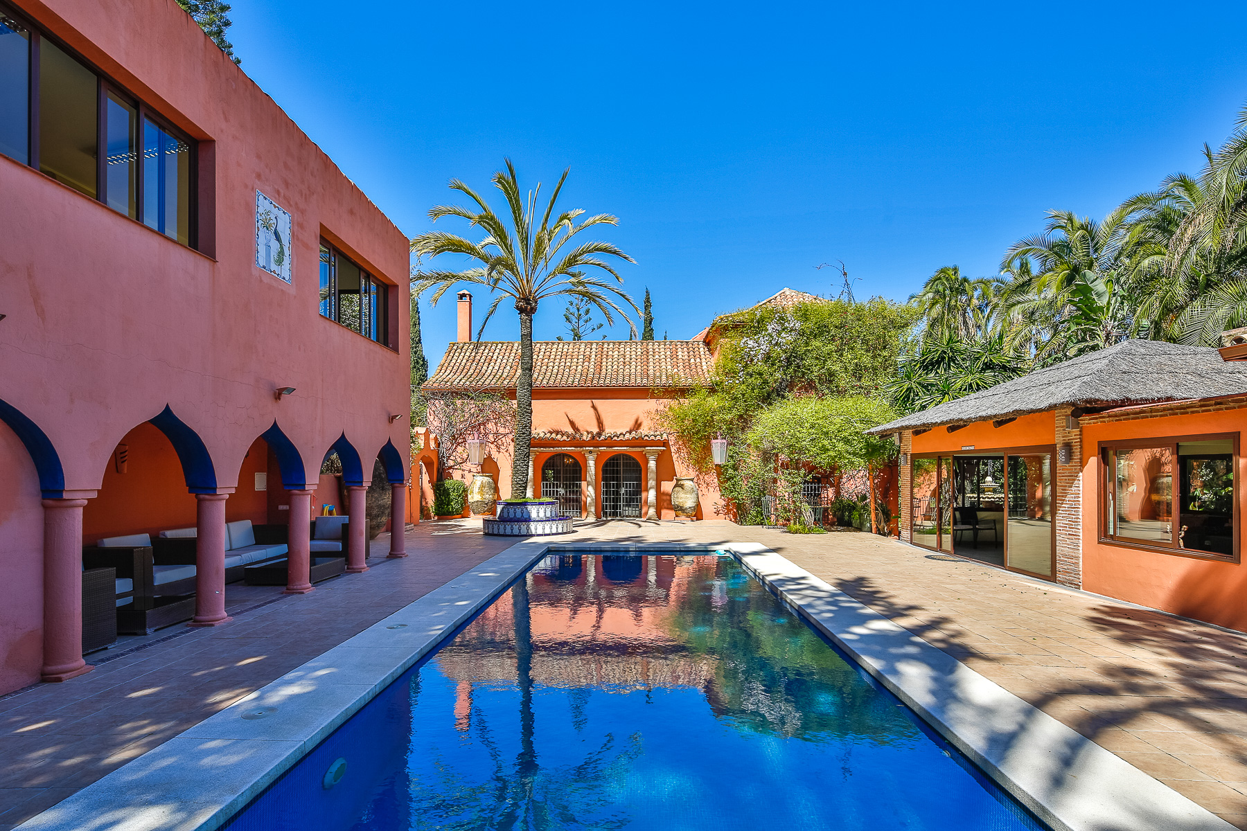 Villa for Sale in name, Estepona