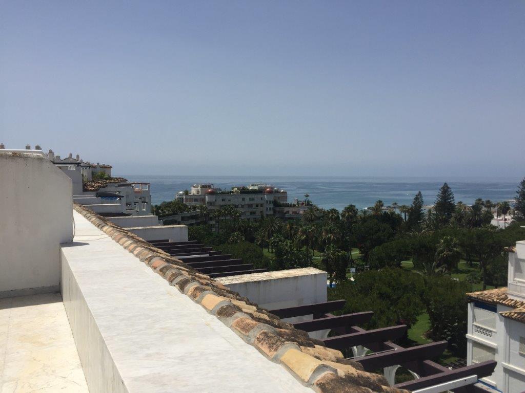 Duplex Penthouse for Sale in Playas del Duque, Marbella - Puerto Banus