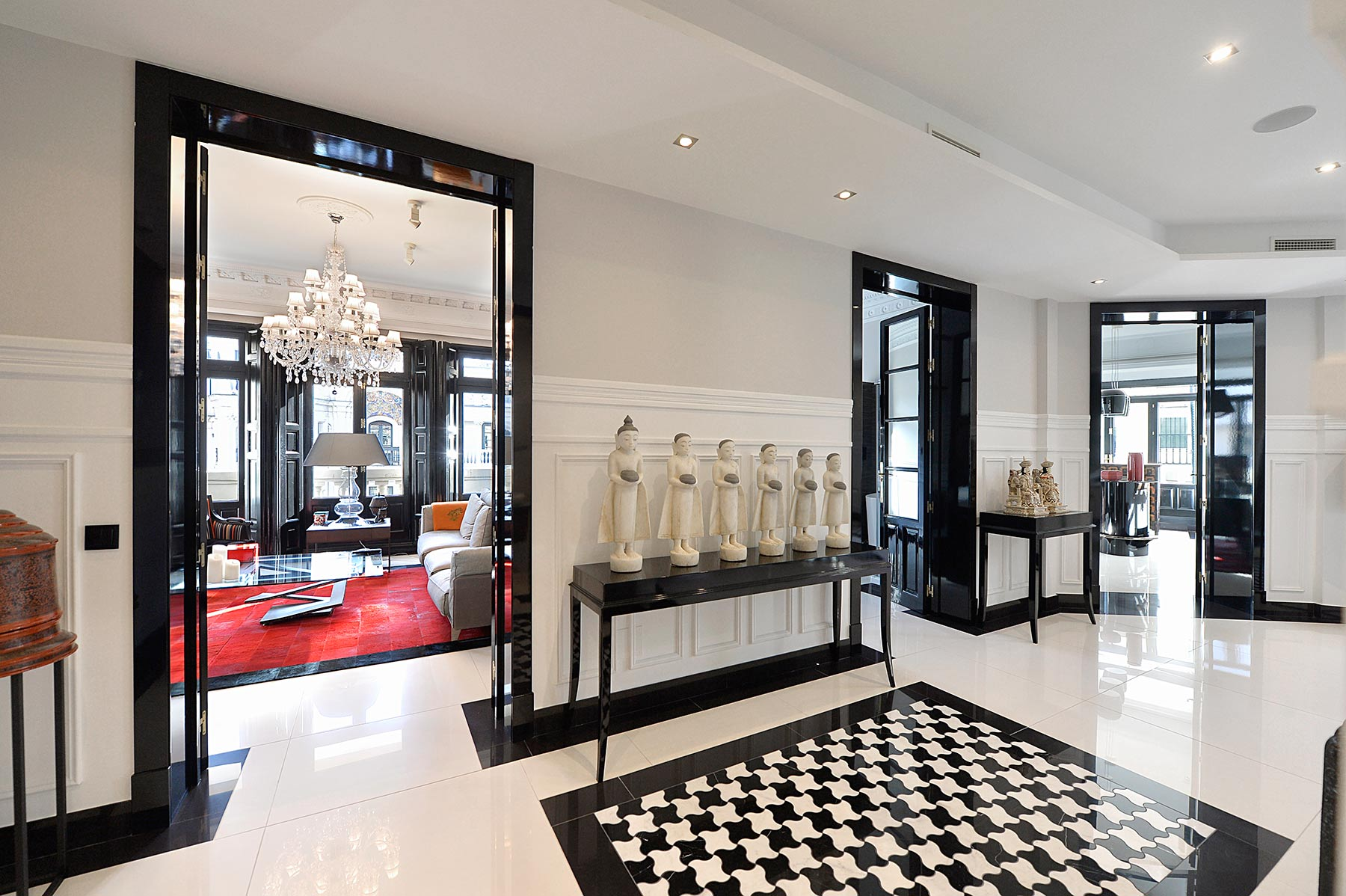 Penthouse for Sale in Gran VÌ_a, Madrid - Centro