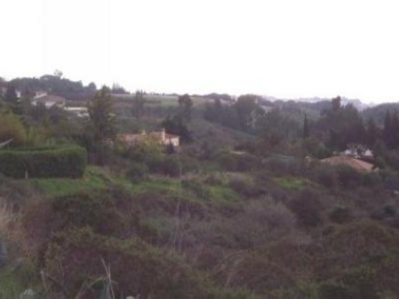 Plot for Sale in Marbella Hill Club, Marbella Golden Mile