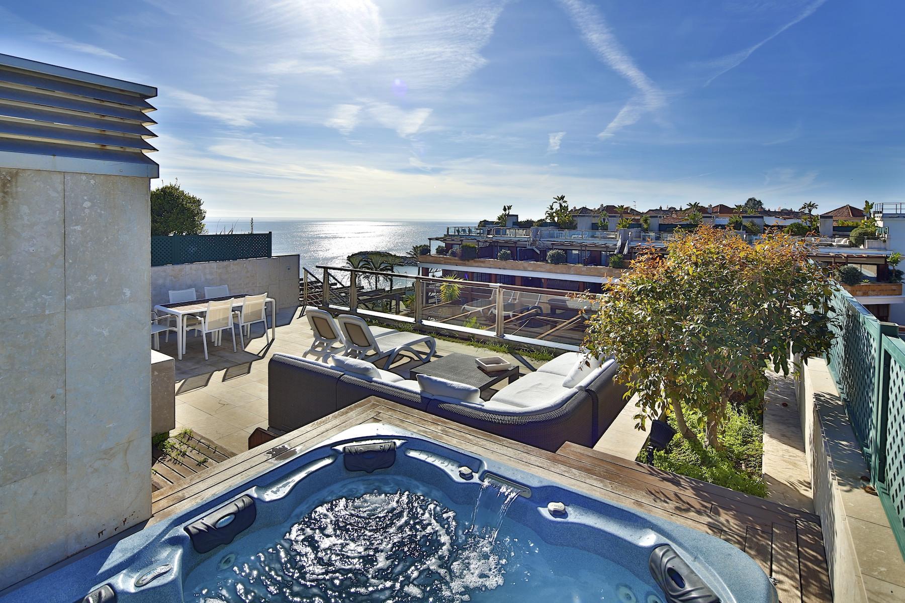 Penthouse for Sale in Guadalpin Banus, Marbella - Puerto Banus