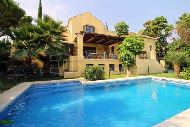 Villa à vendre à Guadalmina Alta - San Pedro de Alcantara Villa