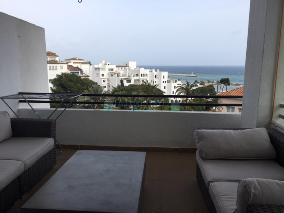 Atico en alquiler en marbella puerto banus - Atico en marbella ...